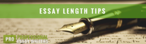 add length to an essay